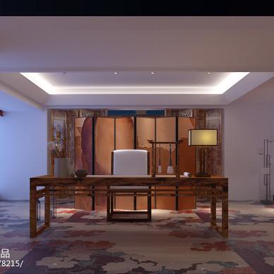 ◂三石空间设计▸凤华堂红木会所_2828815