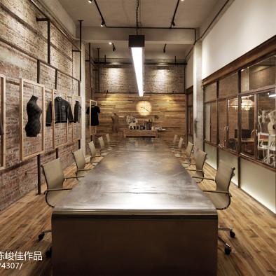 获三项国际大奖的创意空间,曾是Armani等大牌的生产地