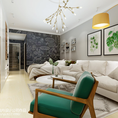【李栋高端设计公司】 -公寓设计_2838374