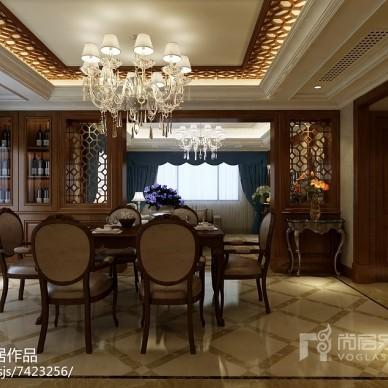 内蕴古典,活色生香 杭州中式软装设计案例_2842849