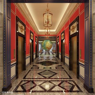 柳州正和城酒店項目室內設計方案_2849757