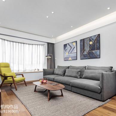 北欧风格三居客厅设计图片