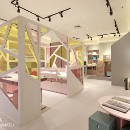 儿童家具展厅卧室设计图片
