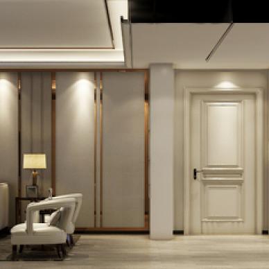 【现代风格】客餐厅_2892485