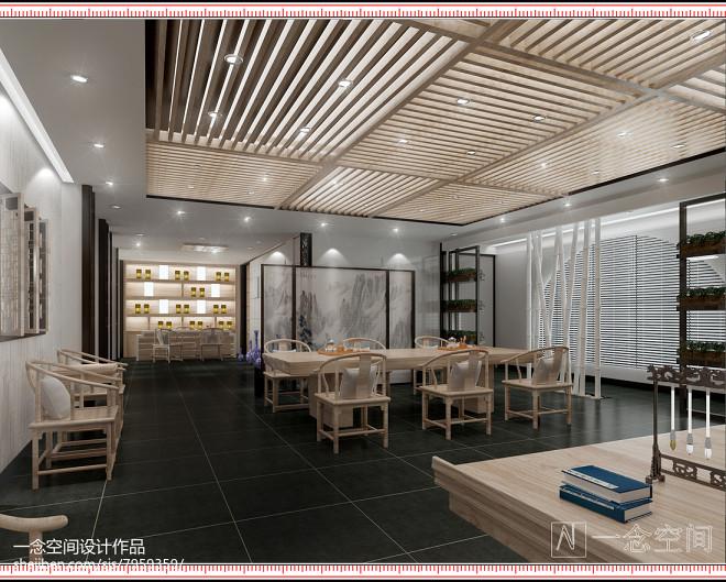 南宁市花鸟市场禾·茶空间文化空间_2