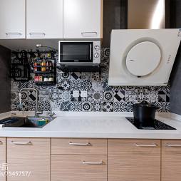 简约小户型厨房设计图片