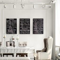 润通尚城咖啡厅就餐区设计图片