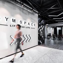 Design Works 丨 GYM SPACE 健身工作室_2906386
