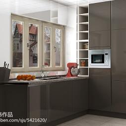 现代厨房-2_2912051