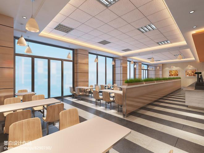 现代快餐店设计方案_2915278
