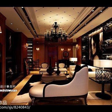 冠城国际平层-------------------------------《如丝缎般优雅》SRY设计出品_2945426