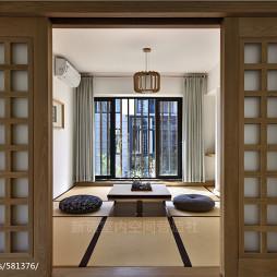 日式别墅地台设计图