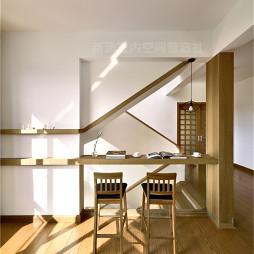 日式别墅吧台设计图