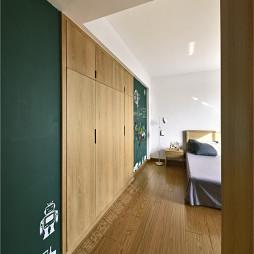 日式别墅衣柜设计图