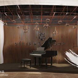 钢琴展示与教育机构设计_2963924