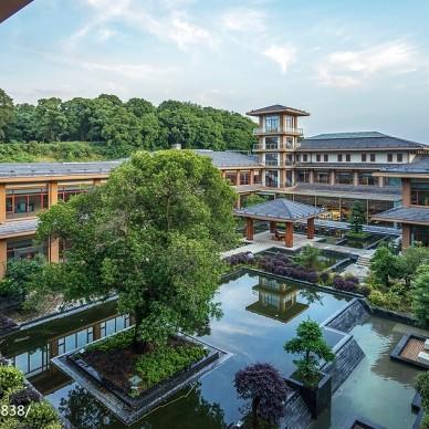 岳阳君山岛君澜度假酒店整体设计图