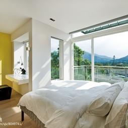 特色现代别墅卧室设计图
