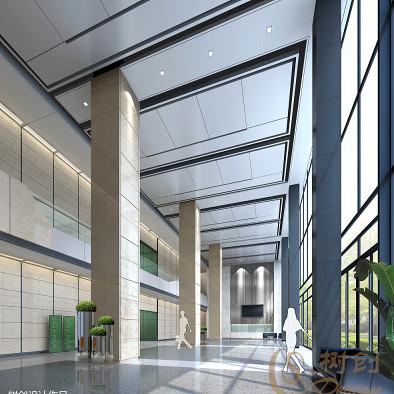 【办公空间】长兴建设商务楼
