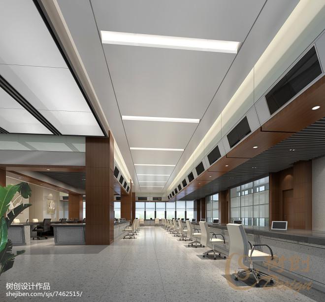 【办公空间】长兴建设商务楼_2971