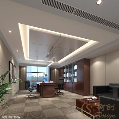 【办公空间】长兴建设商务楼_2971239