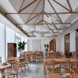 雁舍餐厅整体设计图