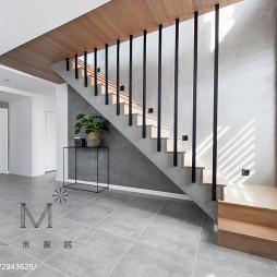 190m² 复式楼梯设计图