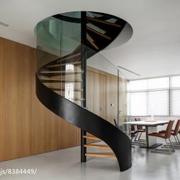 北欧别墅楼梯设计图