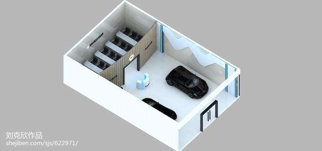 万通 模拟汽车销售展厅_299616