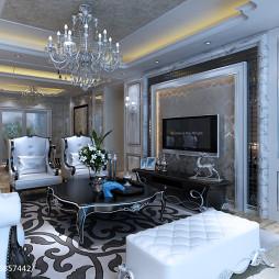 新古典客厅_2997558