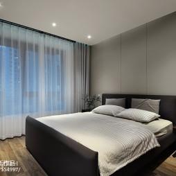 129㎡ 现代风格卧室设计图