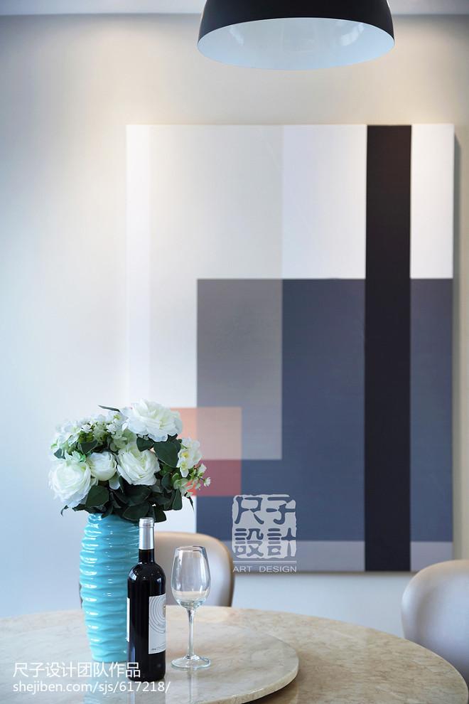【尺子设计】净·影——158㎡现代简