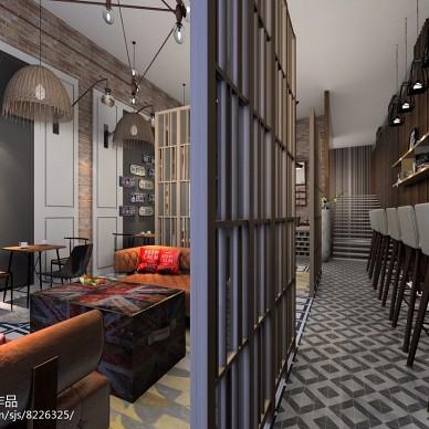 上海闵行上岛咖啡厅转型设计_3007994