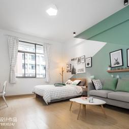 长租公寓loft卧室设计图