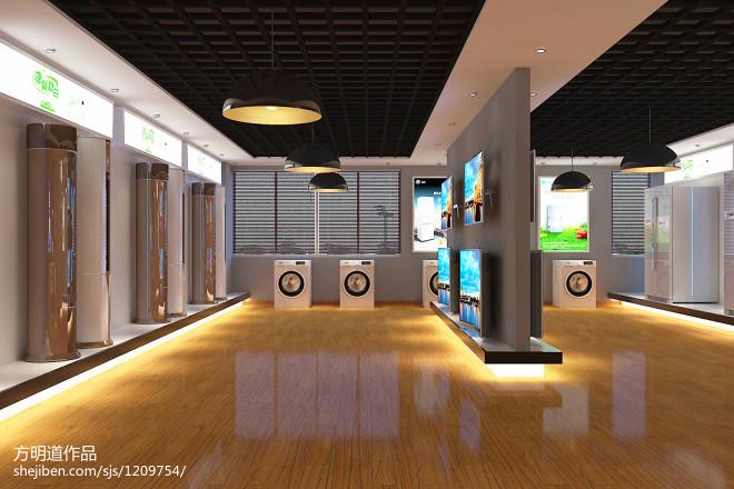 亳州市某家电展厅设计_3010994