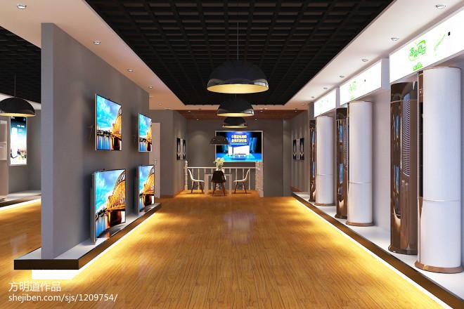 亳州市某家电展厅设计_3010995