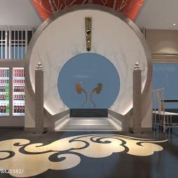 三亚市金泰私厨餐厅设计_3026421