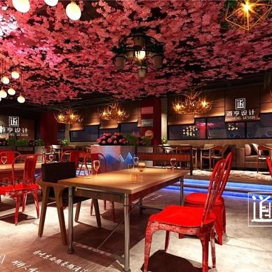 哈尔滨音乐餐厅设计_3029965