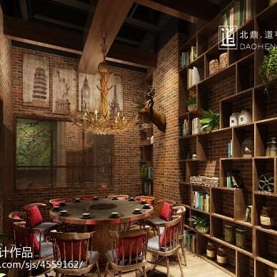 哈尔滨时尚餐厅设计_3029974