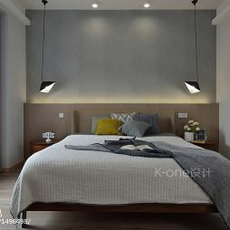 简约复式卧室设计