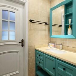 蓝山·美式卫浴洗手盆设计图