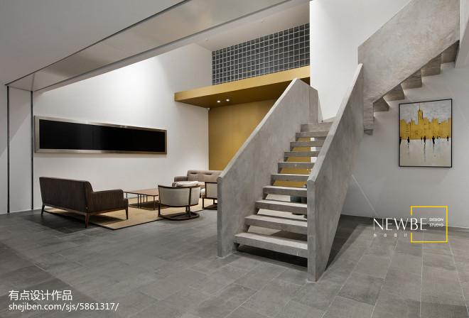 红星美凯龙设计中心楼梯设计图