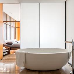 145㎡公寓卫浴设计图