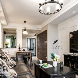 两居客厅设计图