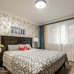 两居卧室设计图