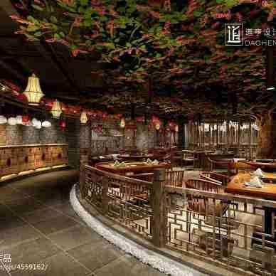 中餐厅设计_3050705