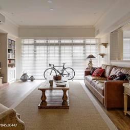 美式家装客厅设计图片