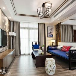 中式家装客厅设计图片