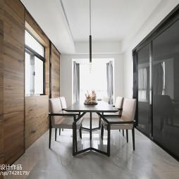 现代家装餐厅设计图片