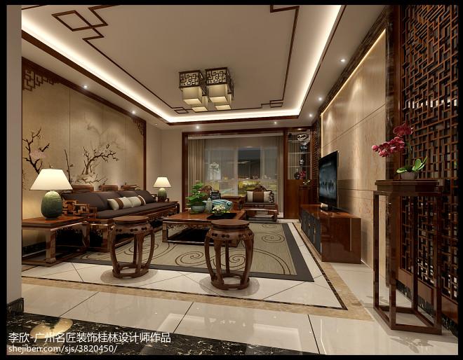广源国际中式风格_3058713