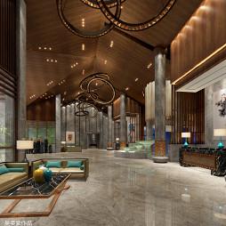 上海东庄海岸高尔夫会所设计_3068467